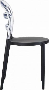 Krzesło Miss Bibi Black - 24h - zdjęcie 6