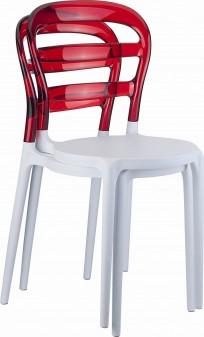 Krzesło Miss Bibi Black - 24h - zdjęcie 9