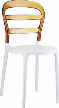 Krzesło Miss Bibi White - 24h
