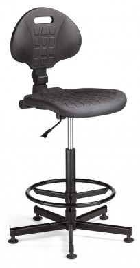 Krzesło Nargo (Negro) RTS steel Ring Base
