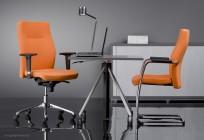 Krzesło Orlando R UP steel - zdjęcie 5