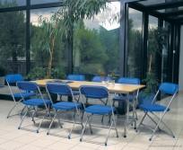 Krzesło Polyfold - zdjęcie 9