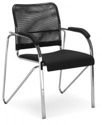 Krzesło Samba Net chrome