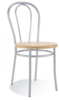 Krzesło Tulipan Wood - zdjęcie 2