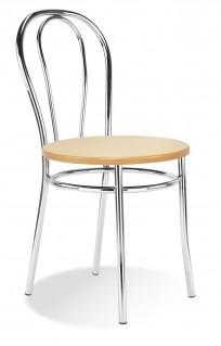 Krzesło Tulipan Wood
