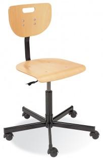 Krzesło Werek steel