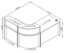Lada LH90BG, narożna górna - zdjęcie 5